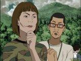 [WOA] Бек / Beck: Mongolian Chop Squad - 23 серия [Рус. озв]